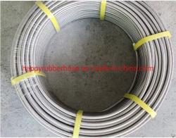 FKM/de Viton Gevoerde Binnen en Slang van de Vlecht van de Draad van het Roestvrij staal