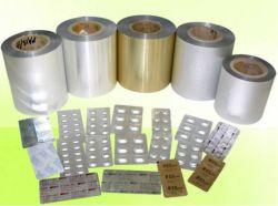 Aluminiumfilm-Laminierung-Film-Haustier MPET PET für das Verpacken der Lebensmittel, Beutel, pharmazeutisch (8011, 1235)