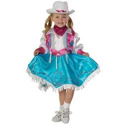 western Costume Carnival Halloween 아이 로디오 공주 마녀 아이 복장
