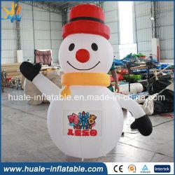 膨脹可能なクリスマスの装飾、販売のための膨脹可能なクリスマスのスノーマン