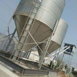 Venta caliente alimentación Alimentador de pollo los silos de almacenamiento