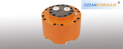 De Radiale Hydraulische Motor van uitstekende kwaliteit van de Bal van het Staal