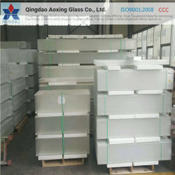 Durchsichtiges/Gehärtetem U-Glas/U-Profil/Kanalglas für Gebäude-/Glas-Vorhangwand