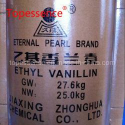 Qualitäts-ewige Perlen-Ethylvanillin für Nahrungsmittel-und Aroma-Gebrauch CAS121-32-4