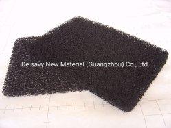PU-Schaumgummi abgedeckt mit granuliertem betätigtem Kohlenstoff, betätigter Kohlenstoff PU-Schaumgummi-Schwamm-Matratze-Filter