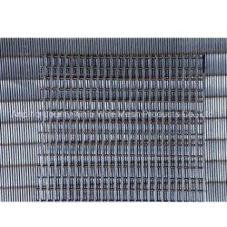 排水スクリーンパネル / フラットウェッジワイヤーパネル