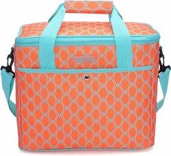 Helle orange Farben-großer Isolierpicknick-Beutel für Camping-18L