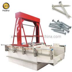 La galvanización de Electro chapado de Zinc Máquina / Planta/Línea de producción de acero galvanizado para clavos y tornillos
