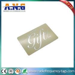 L'impression CMJN 13.56MHz ISO14443d'une carte à puce RFID IC en plastique