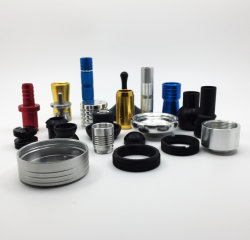Appuyer sur des produits métalliques de précision personnalisé, le poinçonnage des pièces d'estampage de perforation de la machine, ressort plat, ressort en métal feuille/collier de serrage/pièces de cuivre au béryllium Tour CNC/Transformation