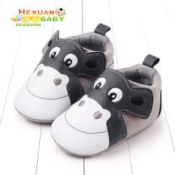 0-1 새로운 아기 신발 만화 두 배 마술 스티커 운동화가 하락 아닙니다 살에 의하여 아기 봄과 가을 도매로 구두를 신긴다