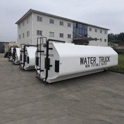 2000 galones de aguas residuales de tanques de agua contenedores para plantas de aguas residuales industriales