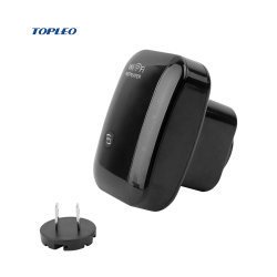 2021 Wi Batteriebetriebene TopleoFi-Repeater externo Mini Piscina Repetidor sem fio WiFi de Longo Alcance PRO Repetidor WiFi alimentado por bateria
