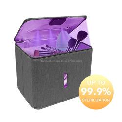 Telefone UV portátil dobrável Sanitzer Lâmpada de desinfecção UV Caixa Sterlizer Saco Sterelizer