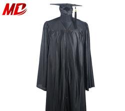 Abito all'ingrosso nero lucido variopinto della protezione di graduazione H110 da vendere