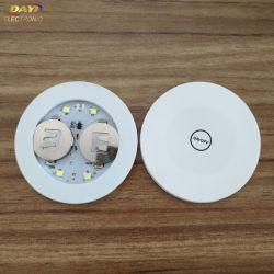 컬러풀한 LED 병들 라이트 스티커와 3m 화이트 스티커 배터리 작동식 미니 LED 라이트, LED PCB 모듈