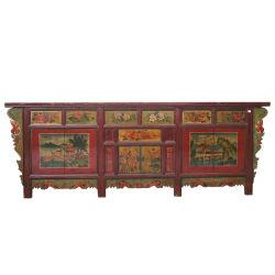 Chinos antiguos muebles de madera (LWC400)