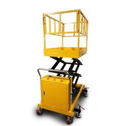doppi elettrici mobili 500kg Scissor l'elevatore della Tabella
