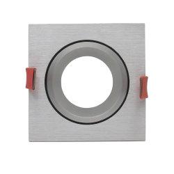 Aluminio puro, lámpara halógena LED Luz empotrada de fijación (LT2205B)