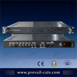 Modulator-Hotel Fernsehapparat-Lösung Qualität IP-Qam