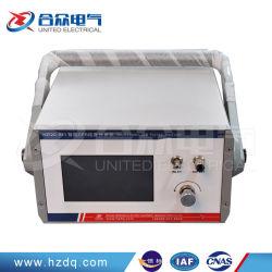 China Instrumentos Portáteis de Medição de Gás SF6 Eléctrico do Medidor de Umidade