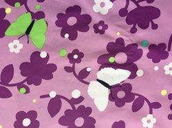 Afgedrukte Polyester Geweven Stof voor Kledingstuk Nylon Taslon
