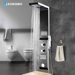 Panel de ducha, ducha columna ducha conjunto