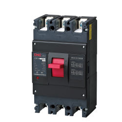 Ycm3-63~630AのDCによって形成されるケースの回路ブレーカMCCBスイッチ
