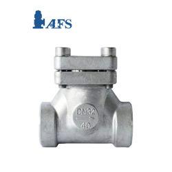 Válvula de controle da válvula globo Válvula de Corte da Válvula de Retenção de aço inoxidável por baixas temperaturas (DH-A)