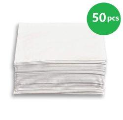 Tecido molhado lado Limpeza Facial Pano de limpeza de unhas de bambu de caixa de toalhetes húmidos toalhas descartáveis