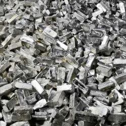 メーカーは、カスタマイズされたマグネシウム合金インゴドバーを 99.8% ~ 99.98% 使用しています