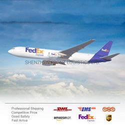 Professional fiável de frete aéreo de carga aérea internacional Shanghai/Ningbo/Shenzhen para Paris, França