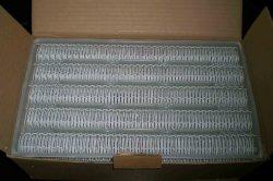 Los suministros de oficina Libro de los anillos de alambre doble enlace