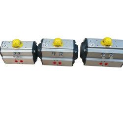 وكيل شركة تصنيع المعدات الأصلية (OEM) الصينية لعزم هواء الألومنيوم عالي الجودة/ الفراشة الهوائية مشغل أحادي الفعل صمام الصمام/الصمام الكروي