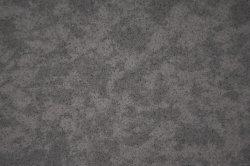 Gris claro de la encimera de cuarzo resistente al calor artificial piedra