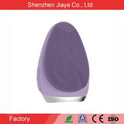 Beleza e Cuidados Pessoais Limpadores de cosméticos de duas faces de Silicone Facial Ultra-sónico Escova de Limpeza