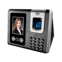 De nieuwste Machine van de Stempel van de Opkomst van de Tijd van het Gezicht Tmf661 van de Erkenning van de Palm Biometrische