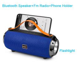 Aufladende professionelle im Freien drahtlose MiniBluetooth angeschaltene Großhandelslautsprecher mit Bücherregal-Audioauto-Lautsprecher FM USB-Subwoofer mit grellem Resonanzkörper 2.1