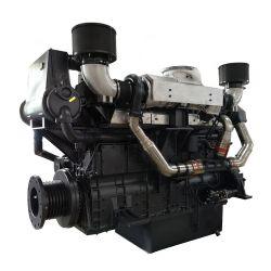 Sdec 33W de potência elevada 1000HP 6 Cilindro Arranque eléctrico de água de resfriamento de carga do navio Barco diesel marítimo Motor do Motor