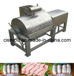 L'abattage de porcs en abattoir animale pieds Trotter Éjarrage Équipement machine