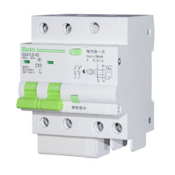 RCBO ELCB RCCB MCB 6~6330mA un disyuntor de corriente residual
