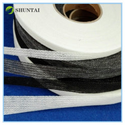 Custom Non-woven Non-Woven Fusing Paper Gum Stay Interfacing Fabric Gezekerde voering voor shirts