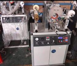 نصف - تلقائي 700 واط ماكينة ختم ذات ورق ساخن بشكل غير منتظم الطباعة