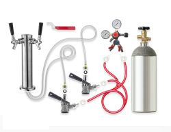 Bier-Aufsatz Kegerator Umwandlungs-Installationssatz (KTSC-020225)