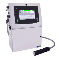 Docod OEM/ODM S200plus 金属上のデジタルインクジェットジェット印刷機 有効期限ロゴバーコード用ワイヤパイプ