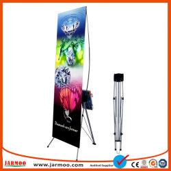 Promoción de la pantalla al aire libre Standard X Banner Stand de tamaño 60** 160/80*180cm.