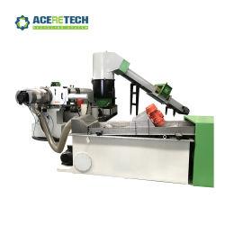 Recycler le PEHD le PEBD, le PEBDL Fabrication de granulés de la machine