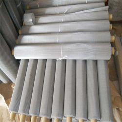Le titane grille métallique tissée/ 50 microns de treillis métallique en acier inoxydable