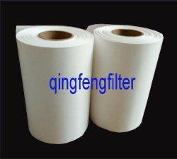 Une bonne endurance en nylon (N6/N66) du filtre à membrane de papier avec le soutien de la couche de tissu Non-Woven