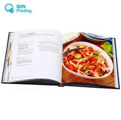 Publicação de autoatendimento personalizado Impressão Cook Book barata